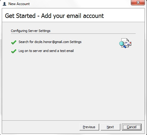 How to add a SMTP Server 3