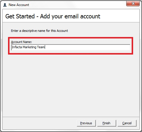 How to add a SMTP Server 4