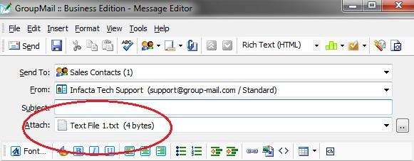 Add a File Attachment