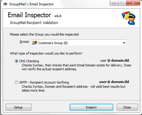 Email Inspector