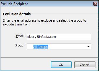 exclusion list management 3