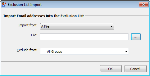 exclusion list management 5