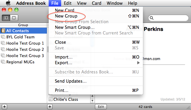 import contacts to mac address book - step 1