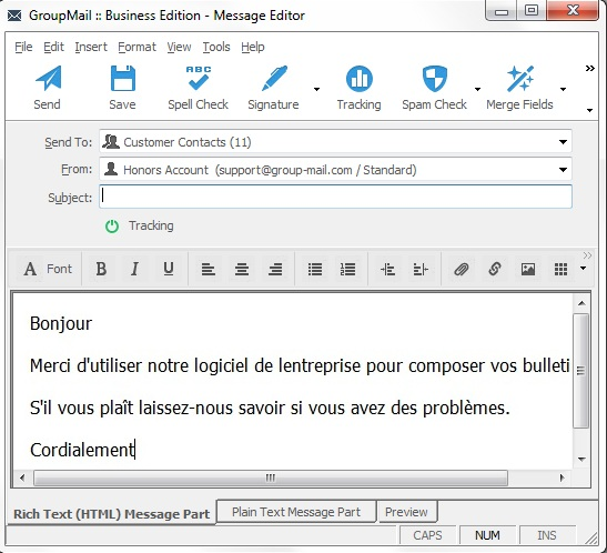 how to write french accents on windows