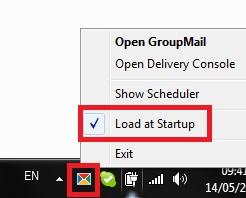 GroupMail Auto Responder