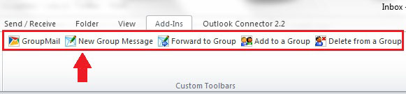 group email in outlook