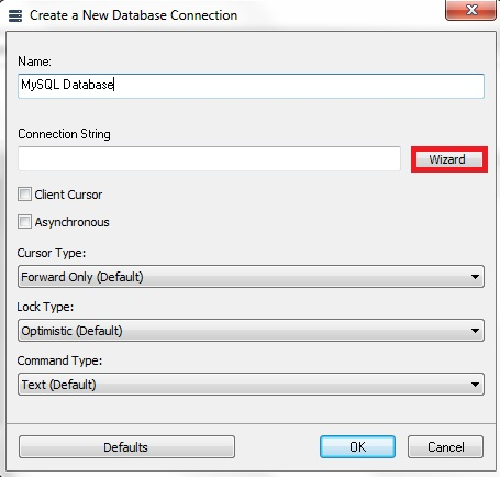 GroupMail and MySQL Database