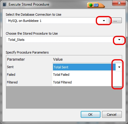 Execute a Stored Procedure in your Database  - Free group email and