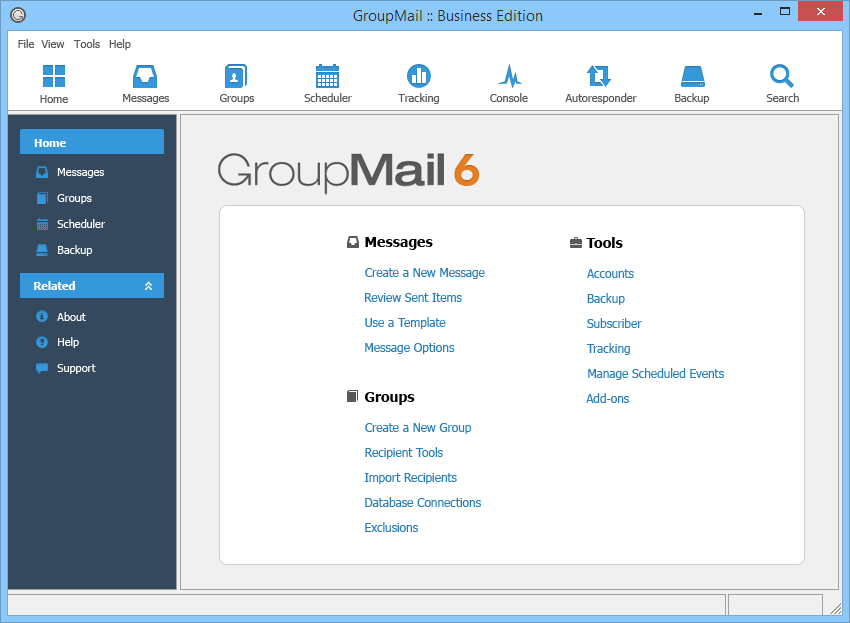 Email groups - the easy way