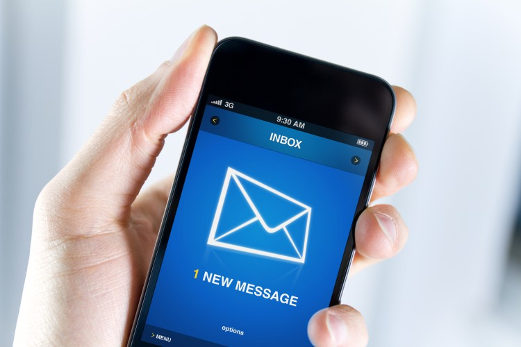 Email as marketing tool