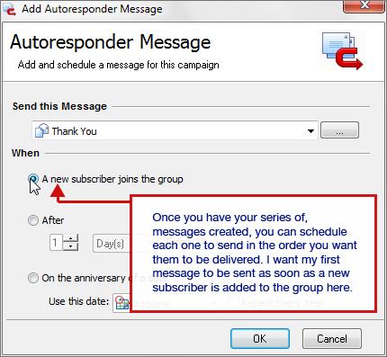 GroupMail Autoresponder
